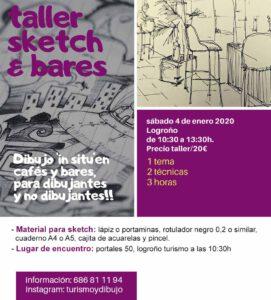 Taller sketch & bares